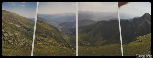 pirineos panoramico