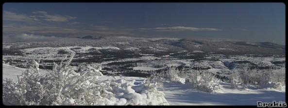 panor sierra toda nevada